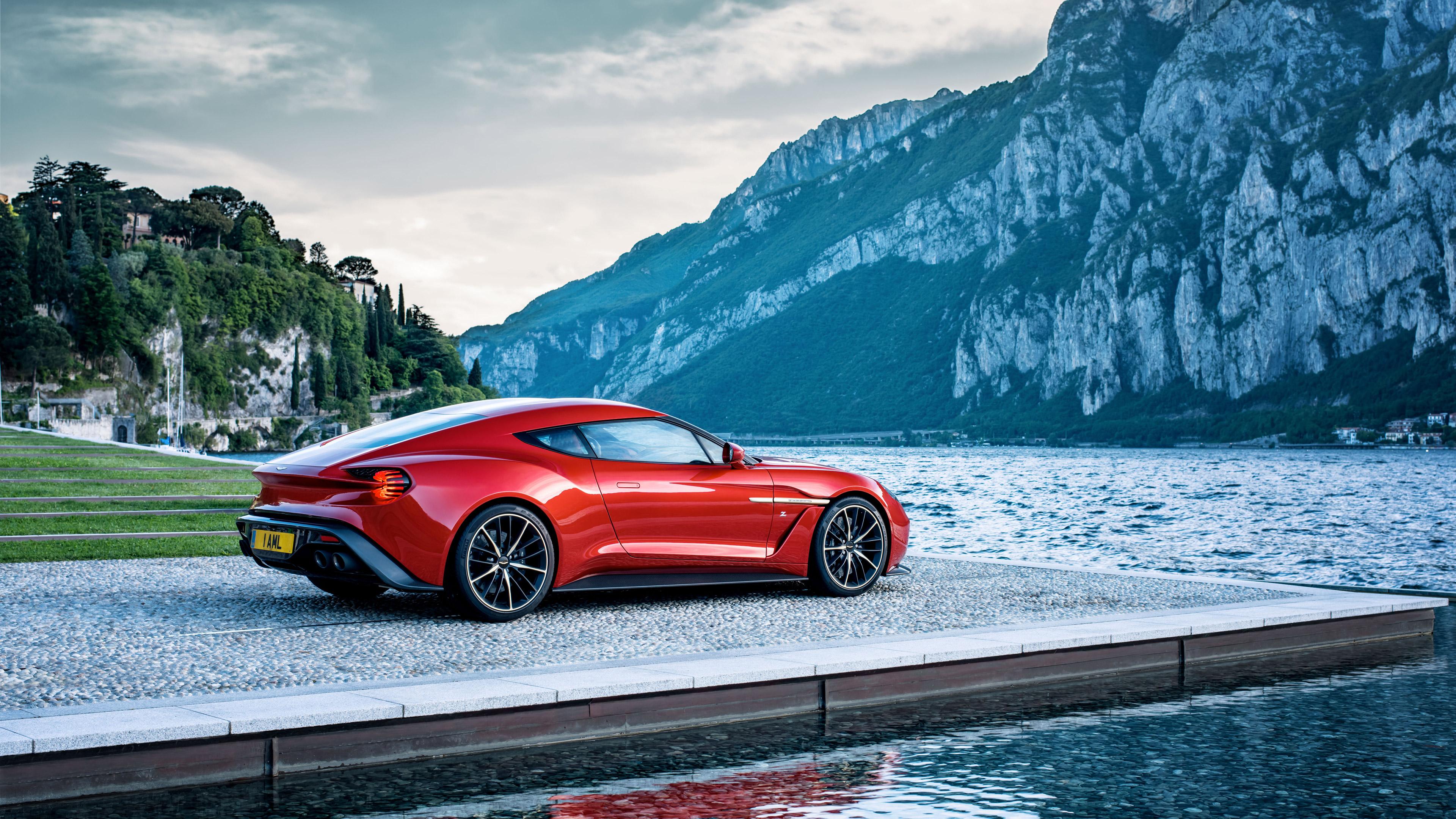 Wallpapers Aston Martin Zagato