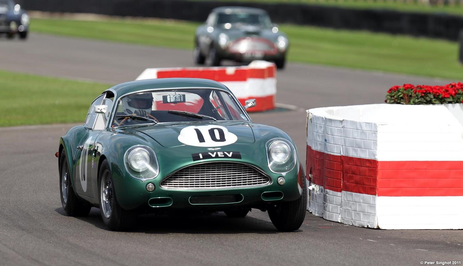 Registry Aston Martin Zagato